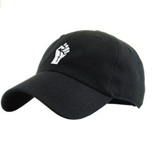 Raised Fist Dad Hat